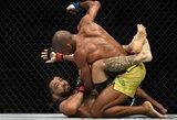 Po vieno kontroversiškiausių UFC turnyrų – M.Veros, E.Barbozos ir A.Hill kaltinimai teisėjams