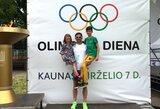 """Olimpietis E.Balčiūnas: """"Tėvai turi būti fiziškai aktyvūs ir rodyti pavyzdį vaikams"""""""