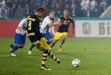 """Vokietijos taurėje – triuškinanti """"Borussia"""" pergalė"""