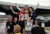 K.Sosna laimėjo dviračių lenktynes Italijoje, o Ž.Savickas – Prancūzijoje