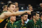KONKURSAS: spėkite Lietuvos – Angolos rungtynių nugalėtoją ir taškų skirtumą bei laimėkite puikius prizus! (ATNAUJINTA)