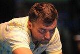 Europos pulo turo varžybas Šiaurės Kipre H.Strolis baigė su viena pergale