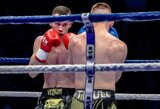 """""""Plėšyti"""" savo priešininkų į ringą žengiantis M.Pultaražinskas: """"Mano tikslas – čempiono diržas"""""""