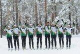 Pasaulio orientavimosi sporto slidėmis čempionatas Švedijoje pasitinka sniego gausa