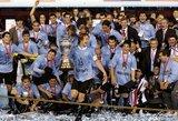 Copa America: ar pavyks Urugvajui apginti titulą?