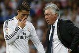 Futbolo klasika: C.Ancelotti apkaltintas mokesčių vengimu