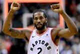 """K.Leonardas susitikime su """"Lakers"""" nori matyti M.Johnsoną"""