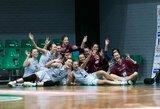 Moterų lygos B diviziono bronzos medaliai – Vilniaus universitetui
