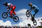 Europos BMX dviračių čempionate abu lietuviai iškrito po pirmojo etapo