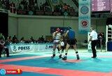 Pasaulio kikbokso čempionate A.Stankevičius pralaimėjo pirmąją kovą