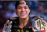 UFC prezidentas atsakė, kas nutiktų vienam iš moterų divizionų, jeigu A.Nunes baigtų karjerą
