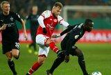"""Vokietijos pirmenybėse pirmąją pergalę iškovojo """"Mainz"""" ekipa"""