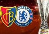 """Ar """"Chelsea"""" klubui pavyks įveikti ambicinguosius šveicarus?"""