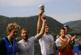 Lietuvos irkluotojai Italijoje iškovojo dar vieną aukso ir du bronzos medalius