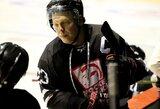 """""""Svaras"""" po pergalės Vilniaus derbyje: """"Nekantriai laukiu """"Hockey Punks"""" rungtynių su """"Energija"""""""