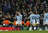 """Čempionų lyga: """"Manchester City"""" užtikrintai finišavo pirmoje grupės vietoje"""
