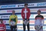 G.Pabijanskas UCI varžybose Švedijoje – antras