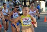 Asmeninį rekordą pagerinusi B.Virbalytė – sportinio ėjimo festivalio Alytuje nugalėtoja