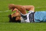 """Italija: """"Lazio"""" neįveikė """"Sassuolo"""", tačiau pakilo turnyro lentelėje"""