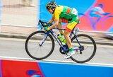 R.Leleivytė Europos plento dviračių čempionate – 33-ia