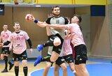 Baltijos rankinio lygos finalo ketvertas jau šį savaitgalį vyks Klaipėdoje