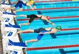 Buenos Airėse pagerintas Lietuvos jaunimo plaukimo rekordas