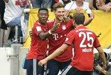 """Bayern"" klubas išvykoje nepasigailėjo ""Stuttgart"" ekipos"