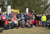 Paaiškėjo Lietuvos diskgolfo žiemos čempionai