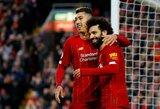 """Jokių stabdžių: """"Liverpool"""" iškovojo 24 pergalę Anglijoje"""