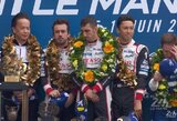 F.Alonso, S.Buemi ir K.Nakajima dramatiškai laimėjo Le Mano 24 valandų lenktynes