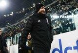 """""""Juventus"""" sulauks pastiprinimo: po sunkios traumos į rikiuotę grįžta G.Chiellini"""