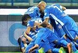 """""""Empoli"""" Italijoje iškovojo pirmą sezono pergalę"""