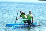 Baidarininkų ir kanojininkų kova dėl olimpinių kelialapių prasidės Trakuose