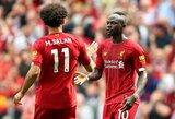 """S.Mane nesutarimai su J.Kloppu: ar tai reiškia skyrybas su """"Liverpool""""?"""