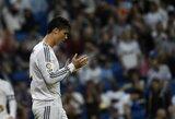 """C.Ronaldo įvartis išgelbėjo """"Real"""" klubą nuo netikėto pralaimėjimo"""