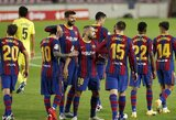 """""""Barcelona"""" vietiniame čempionate iškovojo triuškinamą pergalę"""