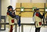 Europos šaudymo čempionate – kuklūs lietuvių rezultatai