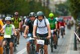 Ar snieglentininko šalmas gali apsaugoti dviratininką?