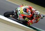 """""""Ducati"""" patvirtino: naujasis motociklo variklis bus naudojamas jau kitose čempionato lenktynėse"""