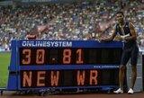 Čekijoje krito 17 metų išsilaikęs pasaulio lengvosios atletikos rekordas