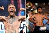 UFC prezidentas M.Pacquiao ir jo atstovams pagrasino teismu