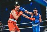 Lietuvos bokso čempionate – lemiamos kovos dėl aukso