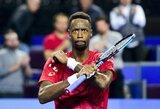 G.Monfilsas triumfavo ATP 250 turnyre savų žiūrovų akivaizdoje