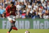 """""""Manchester United"""" kelias savaites turės verstis be dviejų lyderių"""