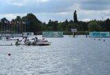Keturi lietuviai pateko į Europos baidarių ir kanojų irklavimo čempionato pusfinalį