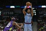 """BIG3 lygoje žibėjusi buvusi NBA žaigždė dalyvaus """"76ers"""" peržiūroje"""