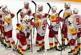 KHL sezonas prasidėjo skandalu: Suomijos klubas atsisakė vykti į Minską