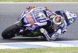 """MotoGP"" sezono uždanga kils Katare"