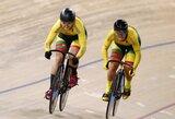"""Į Tokijo olimpiadą patekusi S.Krupeckaitė: """"Varžovės lėkė nepaprastai greitai"""""""