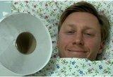 """Koronavirusu užsikrėtęs pasaulio čempionas: """"Pasveiksiu, nes turiu užtektinai tualetinio popieriaus"""""""